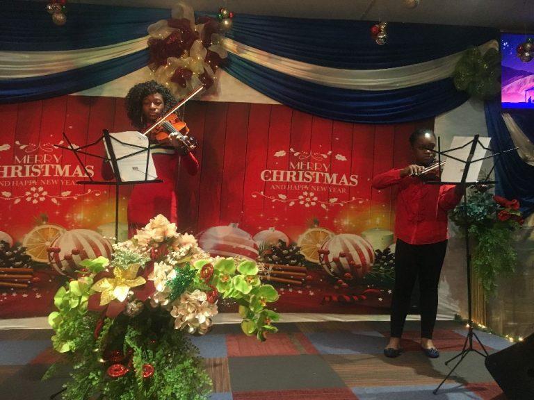 2018 Christmas Carol service