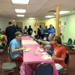 Breakfast outreach January 2020