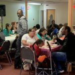 Community Breakfast outreach 2019